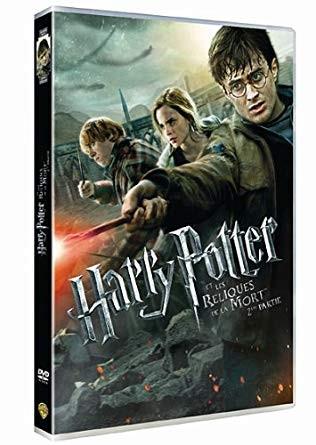 Harry Potter n° 07** Harry Potter et les reliques de la mort, partie 2