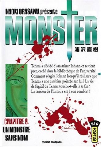 Monster n° 9Un monstre sans nom