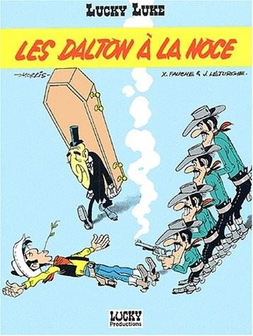 Lucky Luke n° 31 Les Dalton à la noce