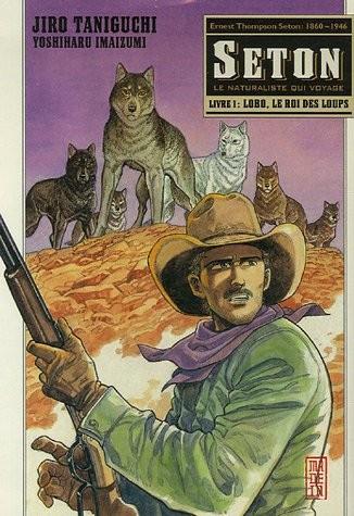Seton n° 1Lobo, le roi des loups