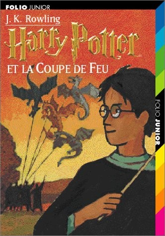 Harry Potter n° 04 Harry Potter et la coupe de feu