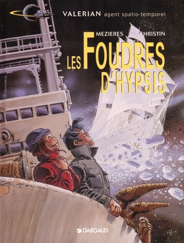 Valérian agent spatio-temporel n° 12 Les Foudres d'Hypsis