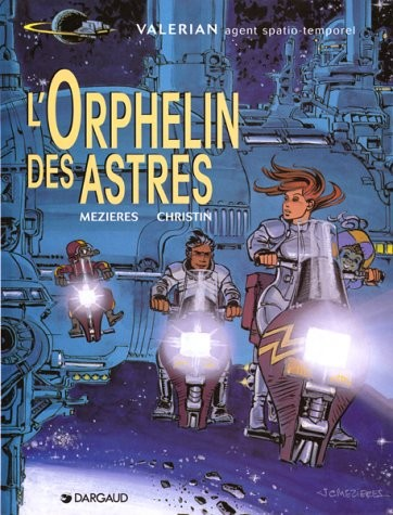 "Afficher ""Valérian agent spatio-temporel n° 17 L'orphelin des astres"""