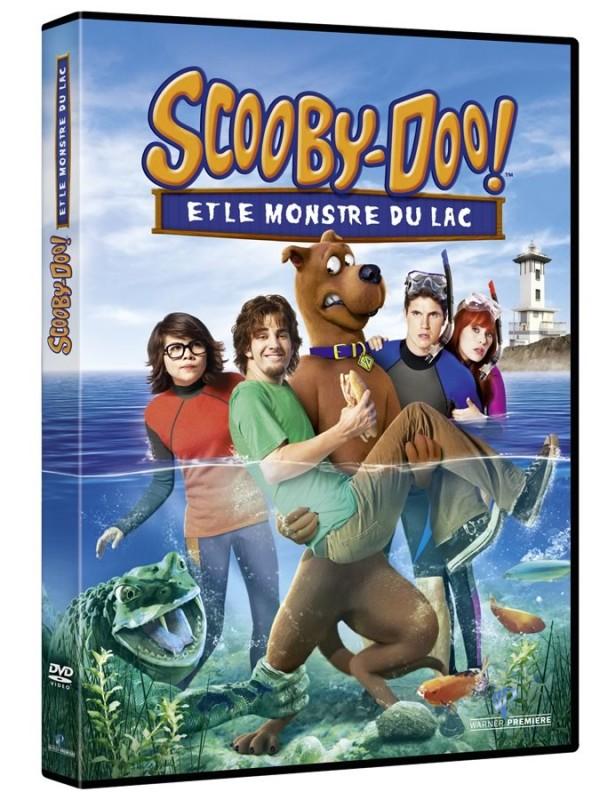 Scooby-Doo ! Scooby-Doo ! : le monstre du lac