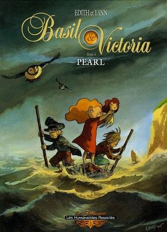 Basil & Victoria n° 4 Pearl