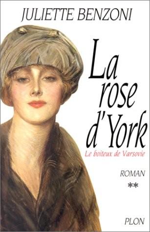 Le Boîteux de Varsovie n° 2 La rose d'York