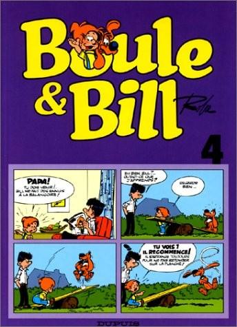 Boule & Bill n° 4