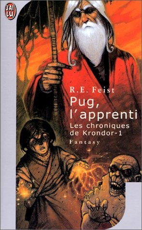"""Afficher """"Les Chroniques de Krondor n° 1 Pug, l'apprenti"""""""