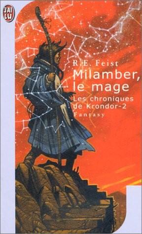 """Afficher """"Les Chroniques de Krondor n° 2 Milamber, le mage"""""""