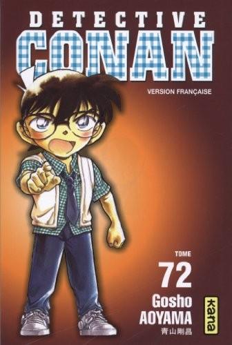 Détective Conan n° 72