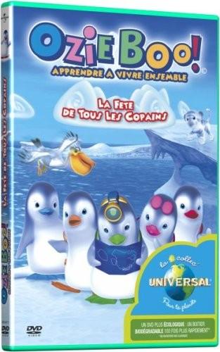 Ozie Boo! n° Saison 2, Vol. 1 Ozie Boo ! La fête de tous les copains
