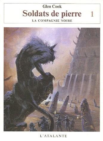 Les annales de la Compagnie noire n° 10-1 Soldats de pierre