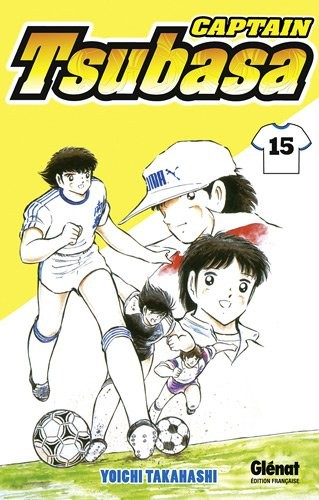 Captain Tsubasa n° 15 Kojiro vs jun