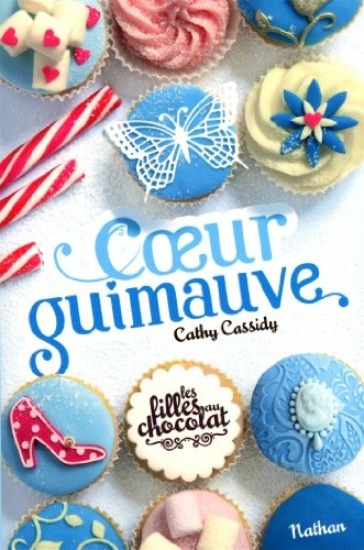 Les filles au chocolat n° 2 Coeur guimauve