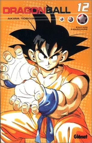 Dragon Ball n° 12 Recoom et Guldo