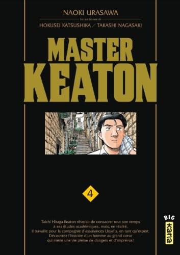 Master Keaton n° 4