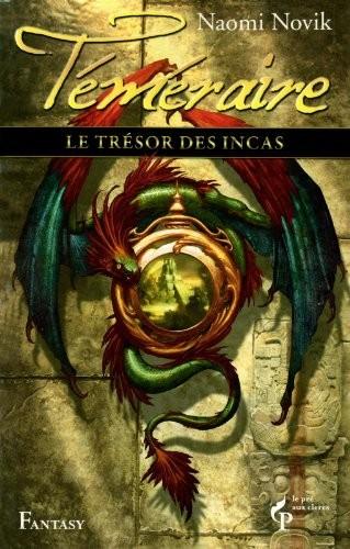 Téméraire n° 7 Le trésor des Incas