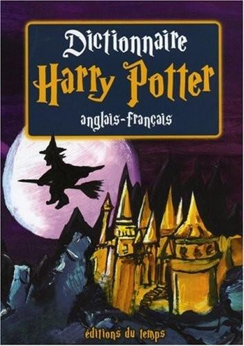 Dictionnaire Harry Potter anglais-français