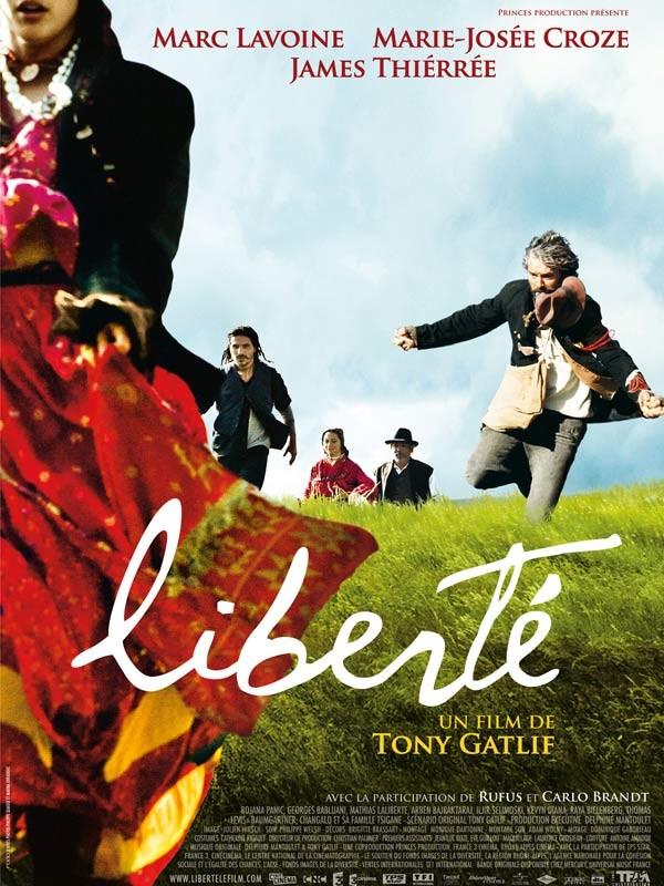 Liberté DVD
