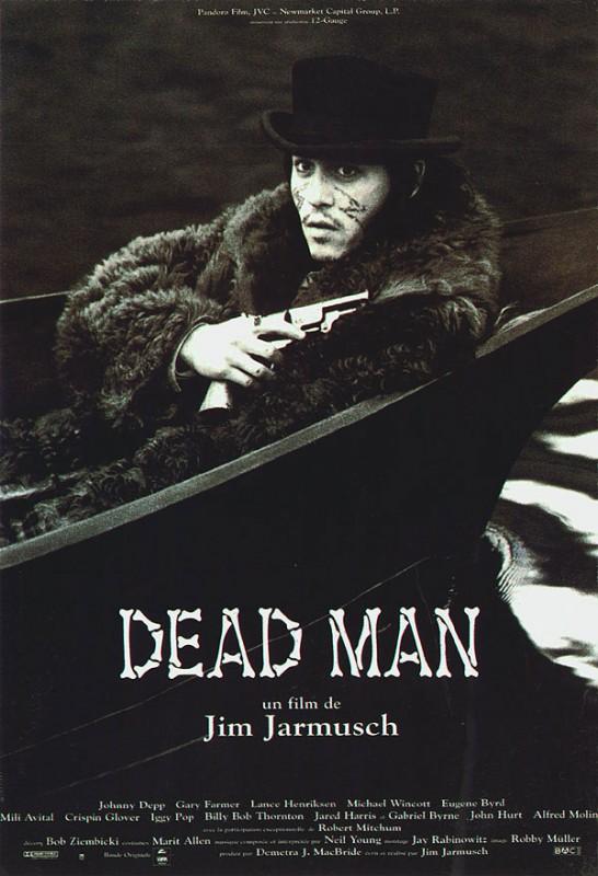 Dead man - N&B