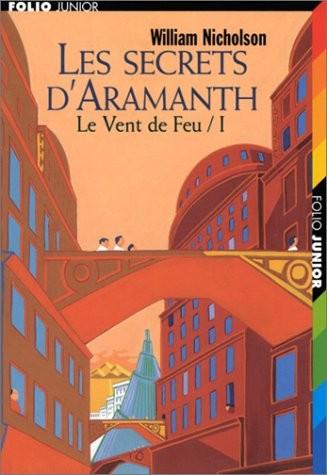 Le vent de feu n° 1 Les secrets d'Amaranth