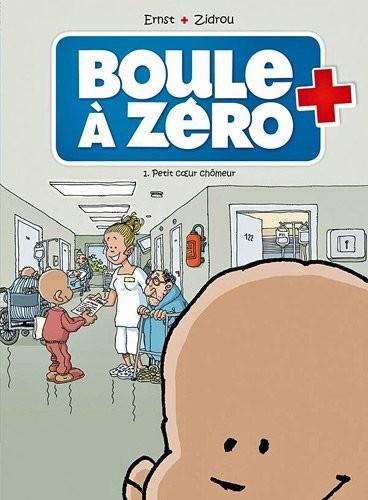 Boule à zéro n° 1 Petit coeur chômeur