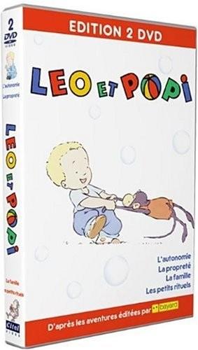 Léo et Popi : L'autonomie + La propreté + La famille + Les petits rituels