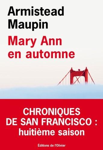 Chroniques de San Francisco n° 8 Mary Ann en automne