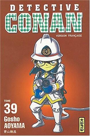 Détective Conan n° 39