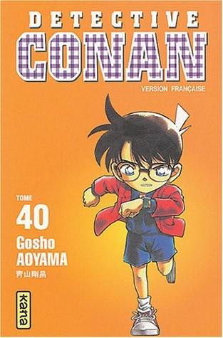 Détective Conan n° 40