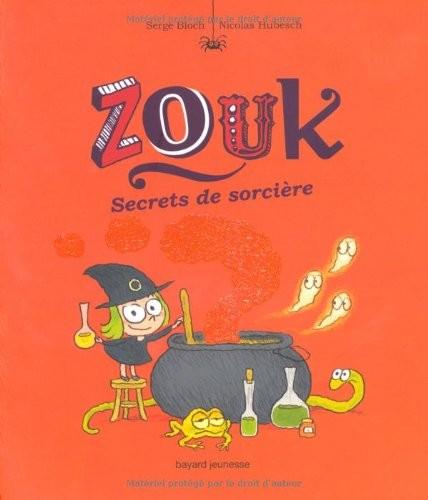 """Afficher """"Zouk n° 8 Secrets de sorcière"""""""