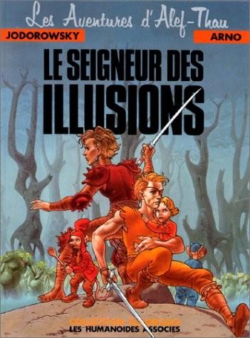 les Aventures d'Alef-Thau n° 4 Le Seigneur des illusions