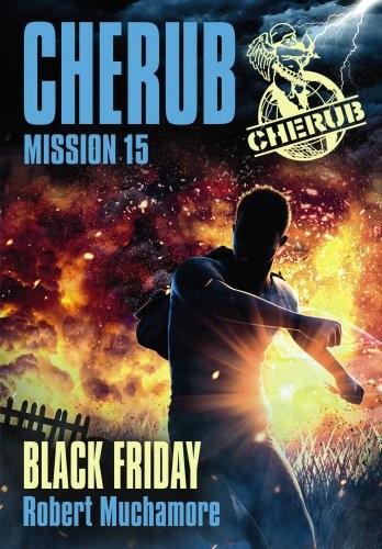 Cherub n° 15 Black Friday