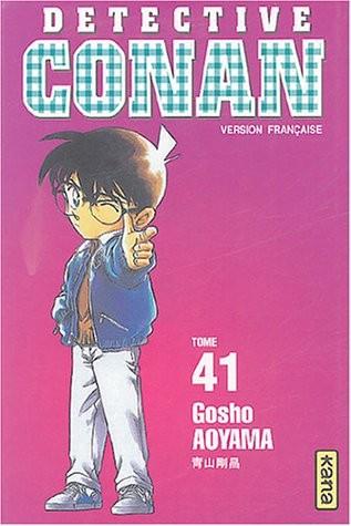 Détective Conan n° 41