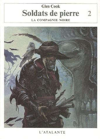 Les annales de la Compagnie noire n° 10-2 Soldats de pierre