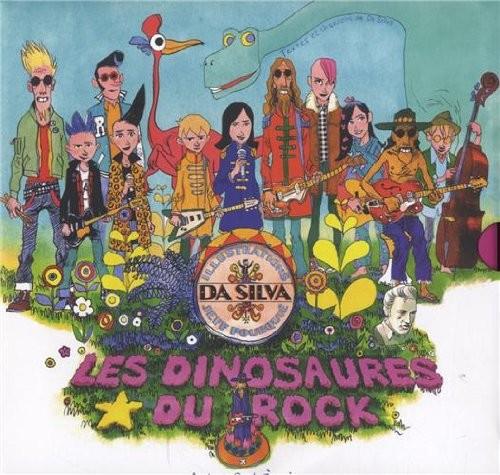 Les dinosaures du rock