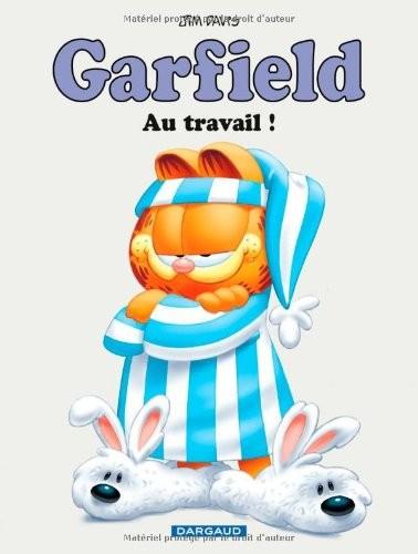 Garfield n° 48 Garfield au travail !
