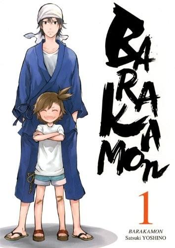 """Afficher """"Barakamon n° 01"""""""