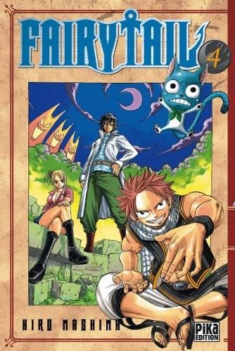 Fairy Tail n° 4