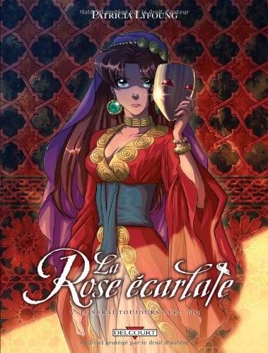 La Rose écarlate n° 5 La rose écarlate.