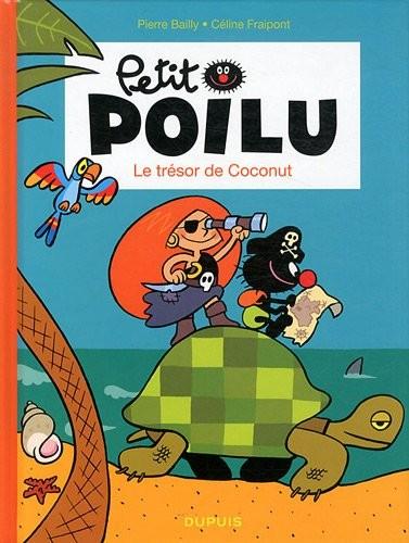 Petit Poilu n° 09 Le Trésor de Coconut
