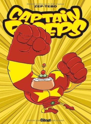 Captain Biceps n° 5 L'intrépide