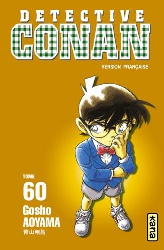 Détective Conan n° 60