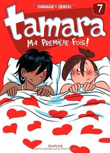 Tamara n° 7 Ma première fois !