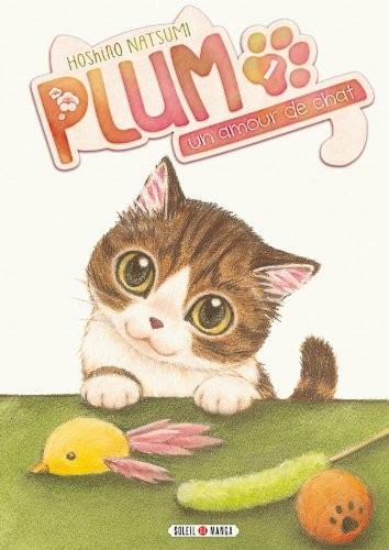 Plum, un amour de chat n° 1