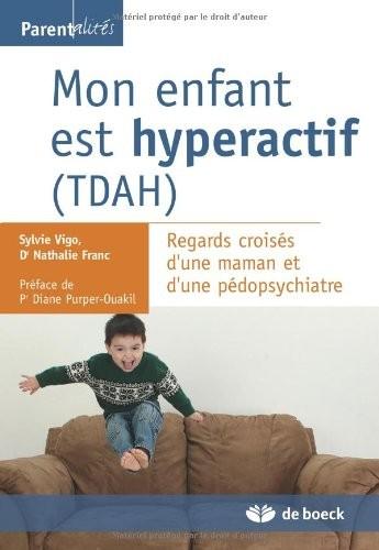 "Afficher ""Mon enfant est hyperactif, TDAH"""