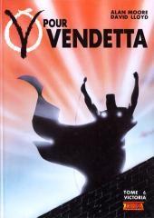 V pour vendetta n° 6Victoria