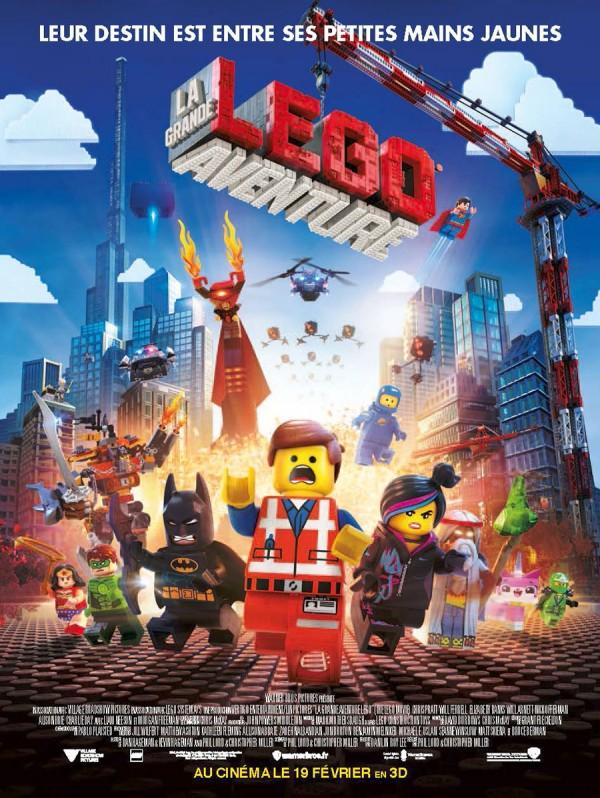 Grande aventure Lego (La)La Grande aventure Lego