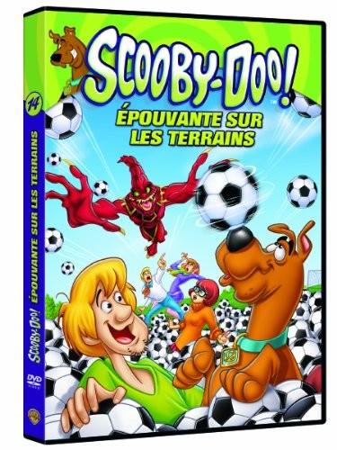 Scooby-Doo ! Scooby-Doo ! : épouvante sur les terrains