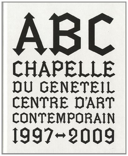 ABC Chapelle du Genêteil, Centre d'art contemporain